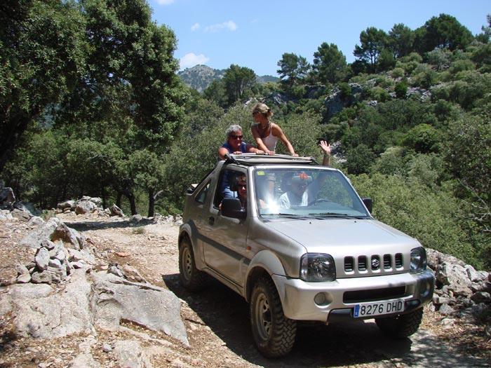 Jeepsafari Mallorca